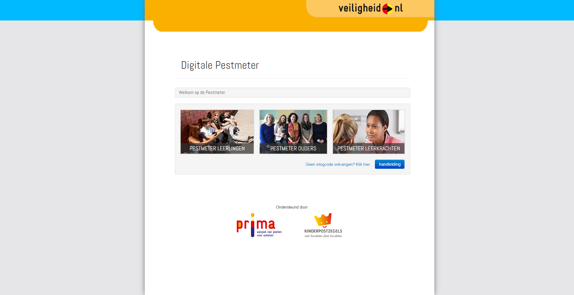 PRIMA Pestmeter