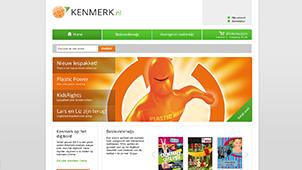 Kenmerk Webshop